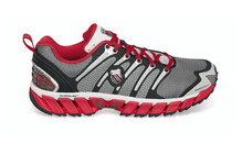 K-Swiss Blade-Max Trail Men&#039;s charcoal/gull gray/fiery red